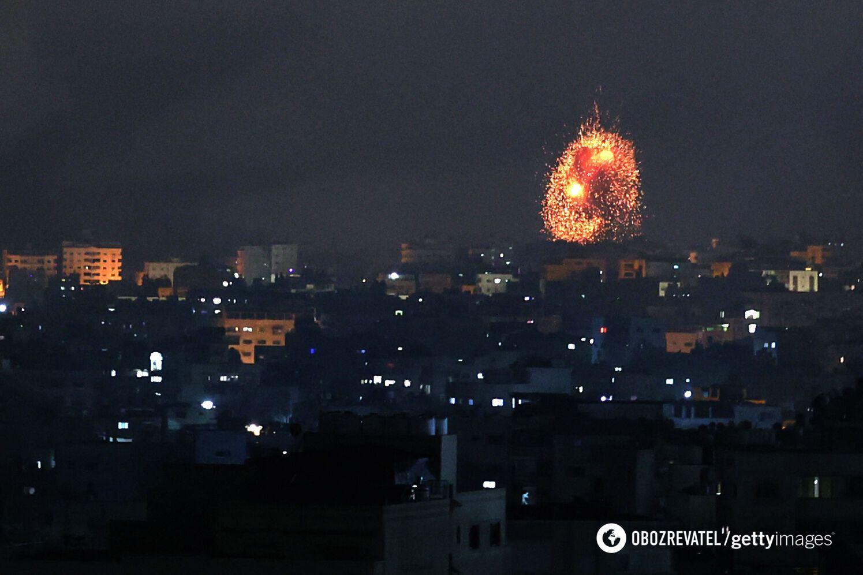 Палестино-ізраїльський конфлікт