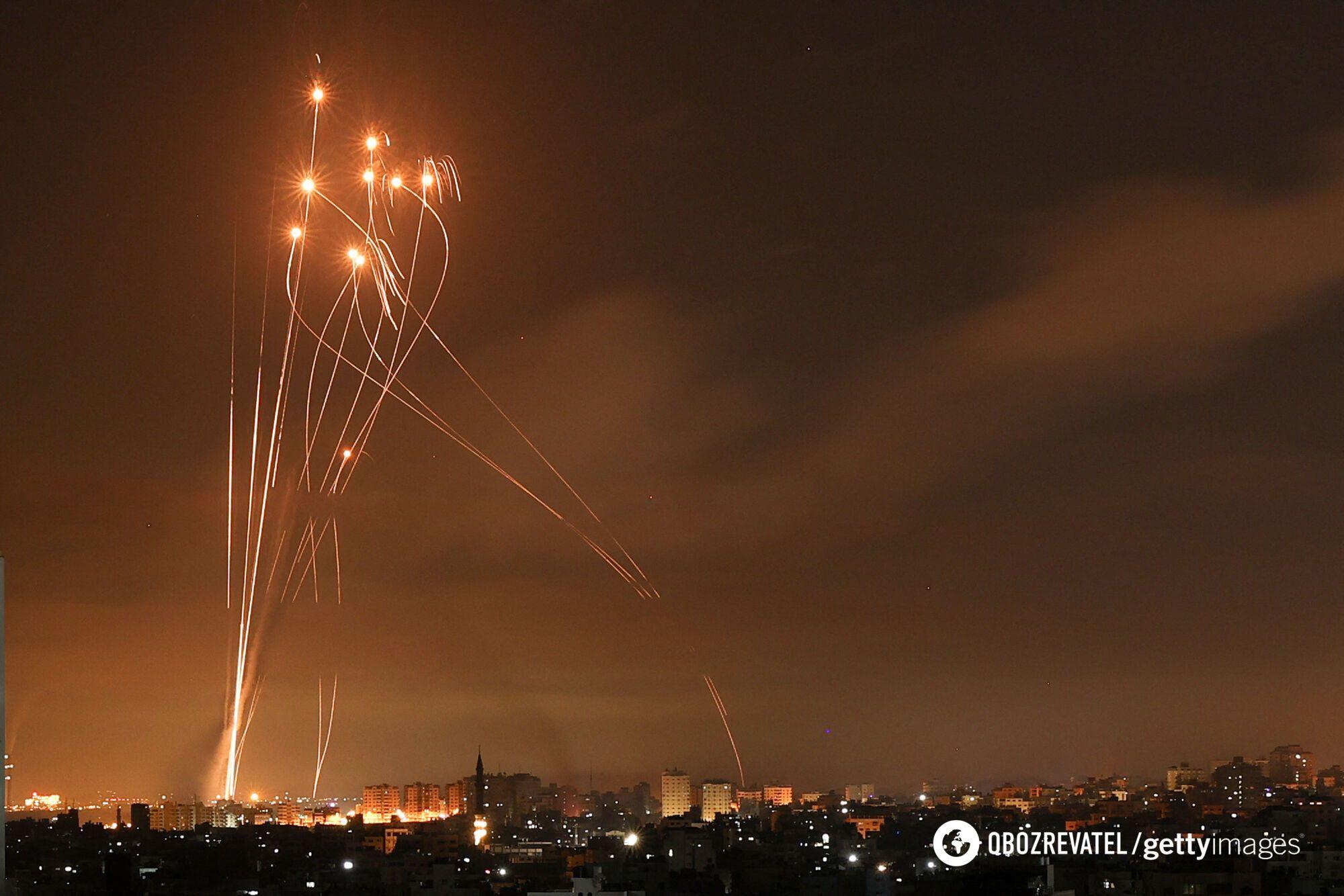 Протистояння Палестини та Ізраїлю