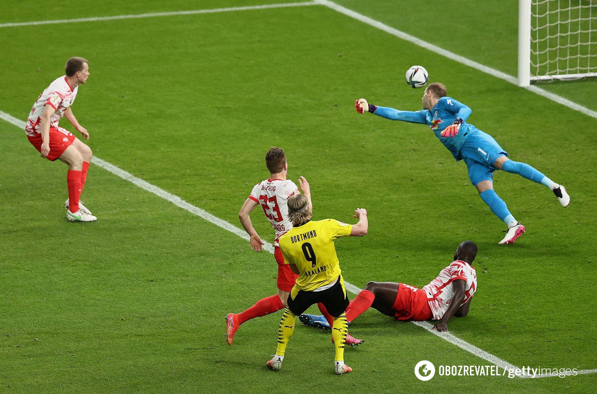 Холанд оформил дубль в финале
