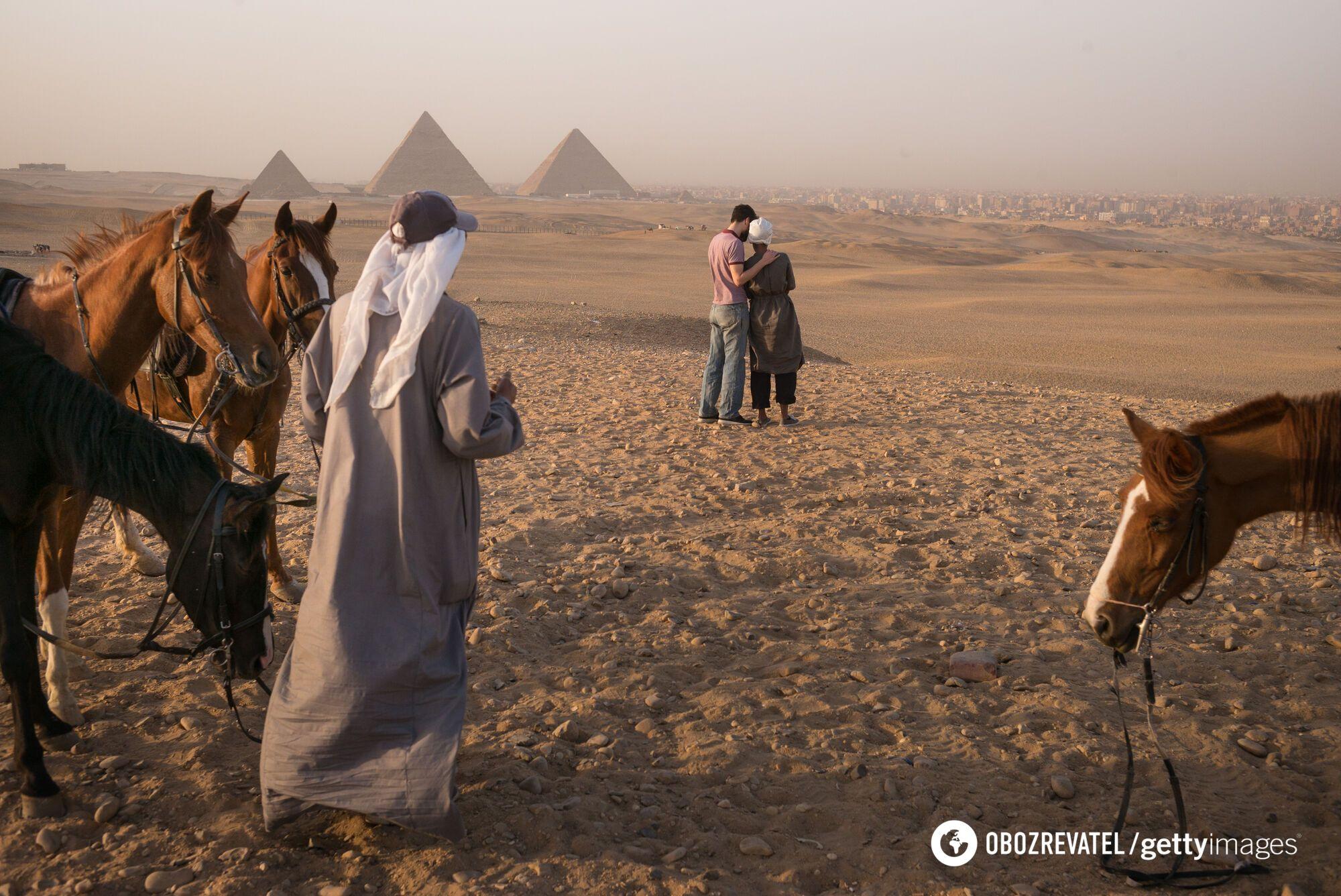 Посилений карантин у Єгипті не стосується туристів.