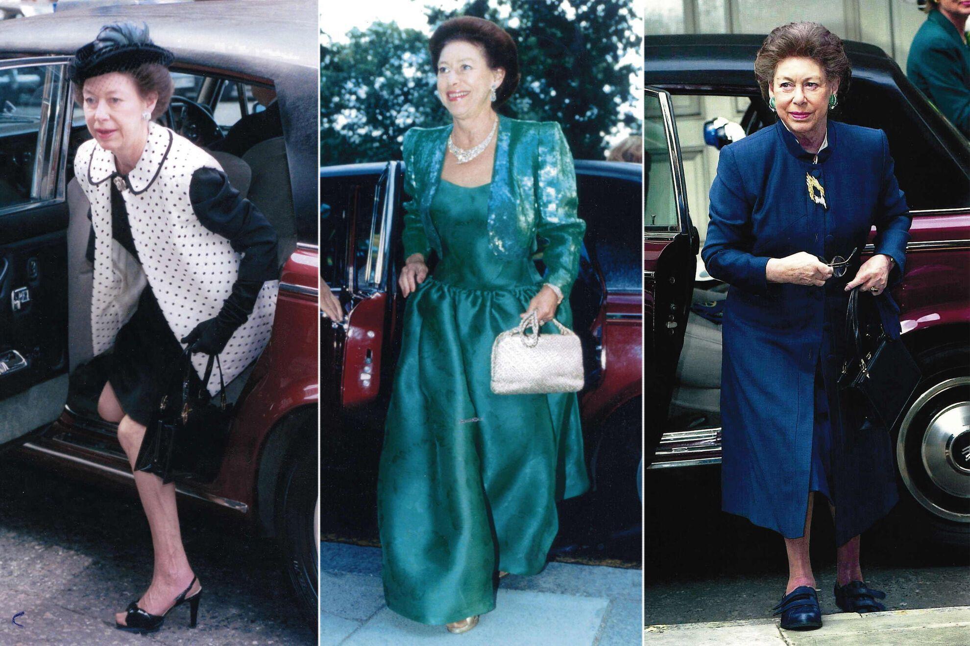 Принцеса Маргарет ті її Rolls-Royce