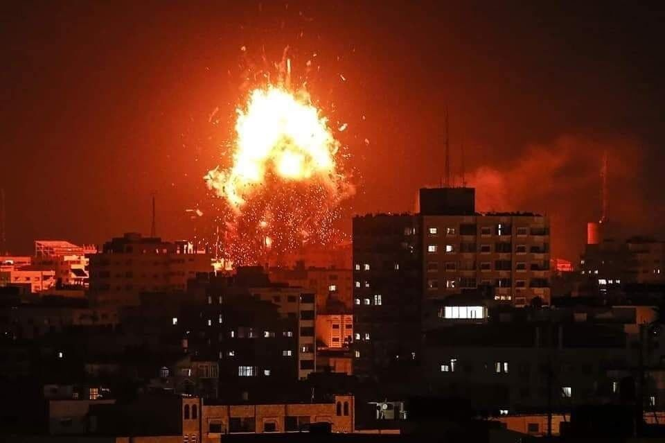 Почалася наземна операція в Газі.