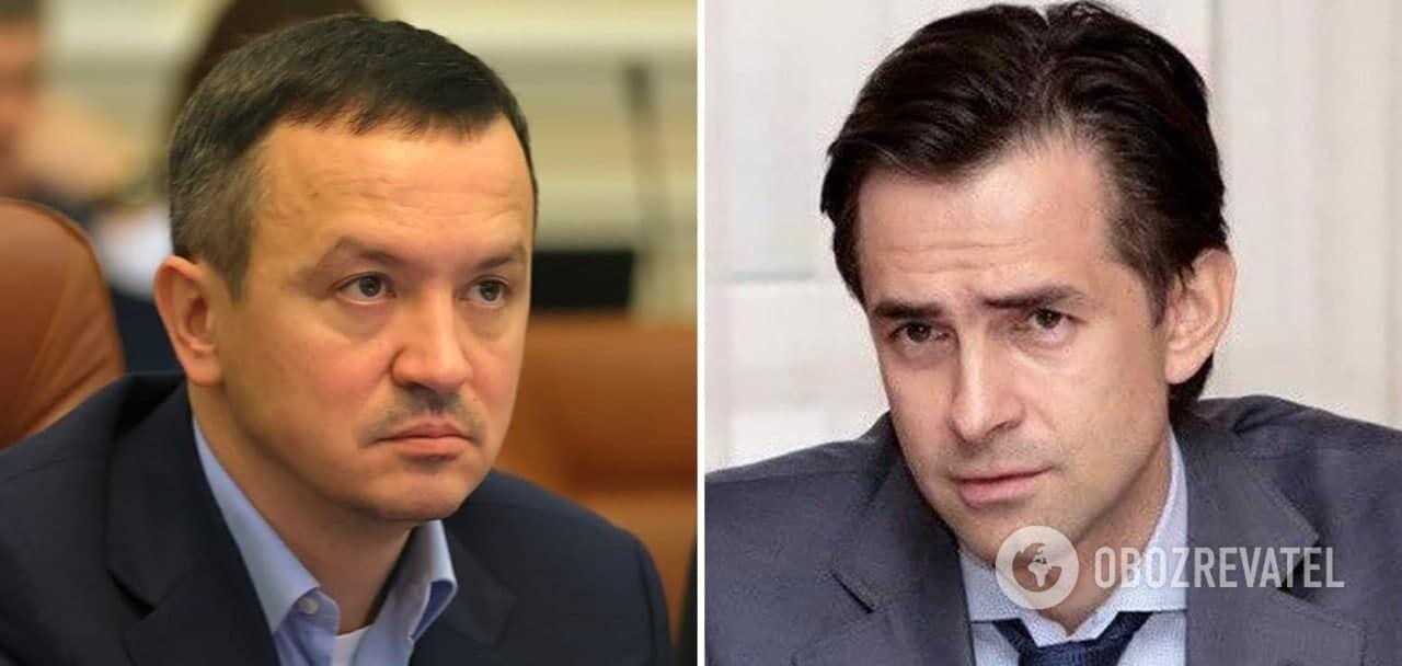 Петрашко і ймовірний новий міністр економіки Любченко.