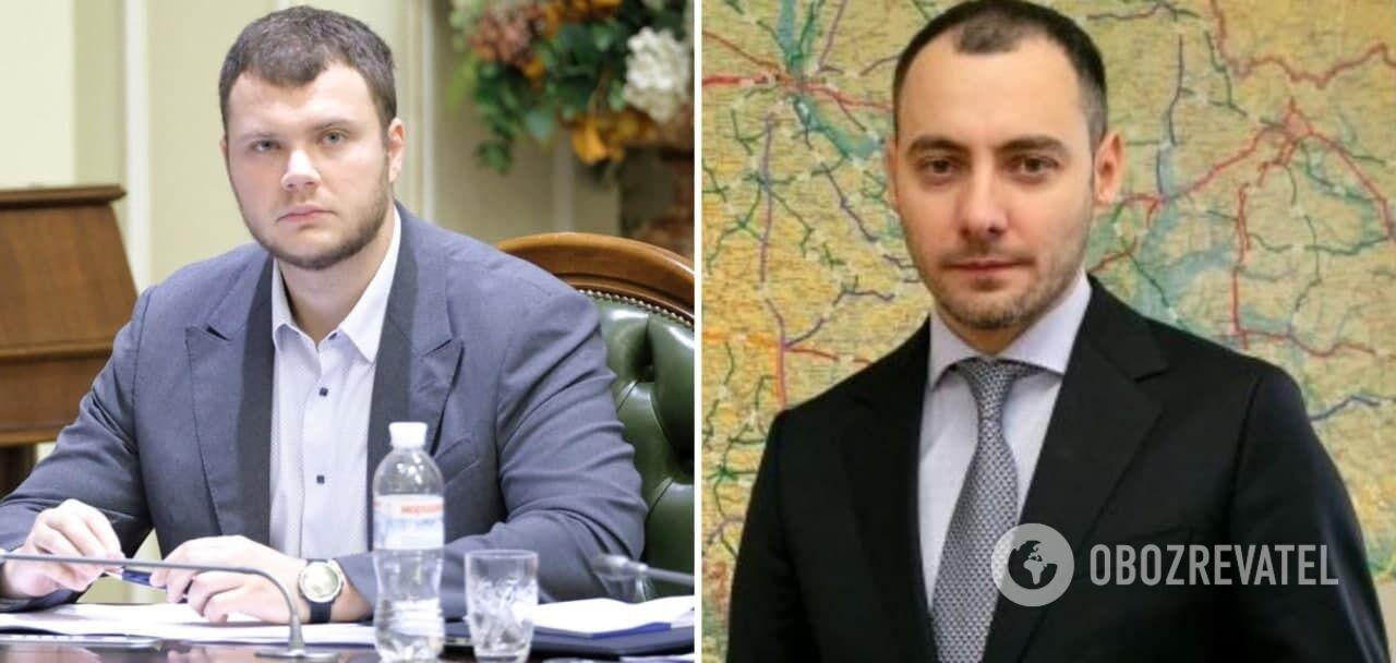 Міністр інфраструктури Криклій та Кубраков, який може його замінити.
