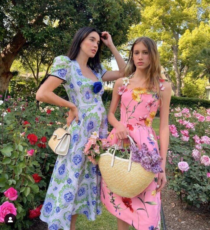 Сукня з квітковим принтом у моді