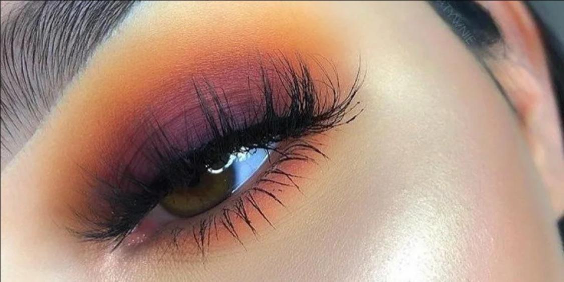 Главный летний тренд в макияже вдохновлен оттенками заката
