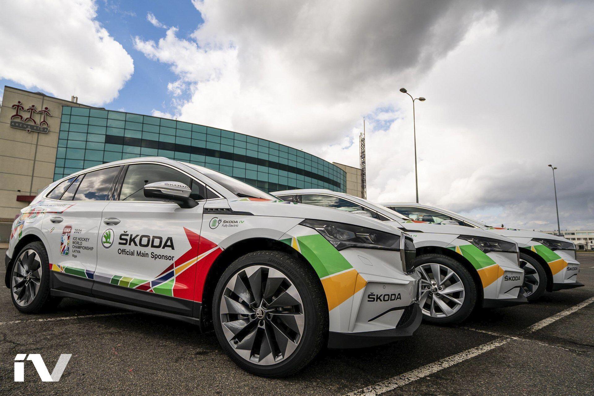 12 станций мощностью 11 кВт обеспечат бесперебойную зарядку официального автопарка турнира