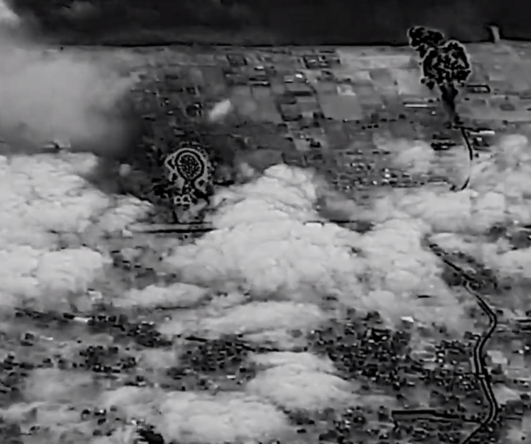 ЦАХАЛ атаковал боевиков в секторе Газа с воздуха