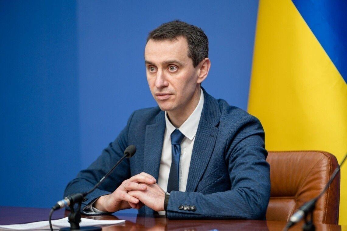 Головний санітарний лікар України Віктор Ляшко