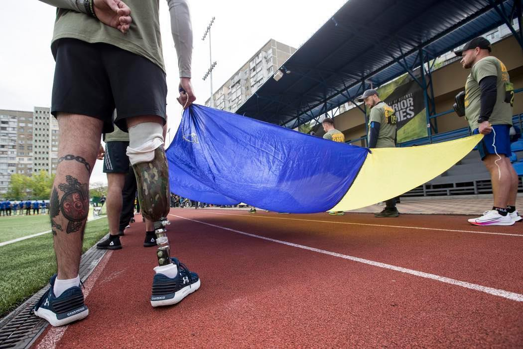 """В Киеве проходит фестиваль """"Звитяга Нескорених"""""""