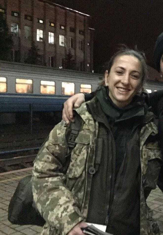 Гранецкая была разведчицей-снайпером.
