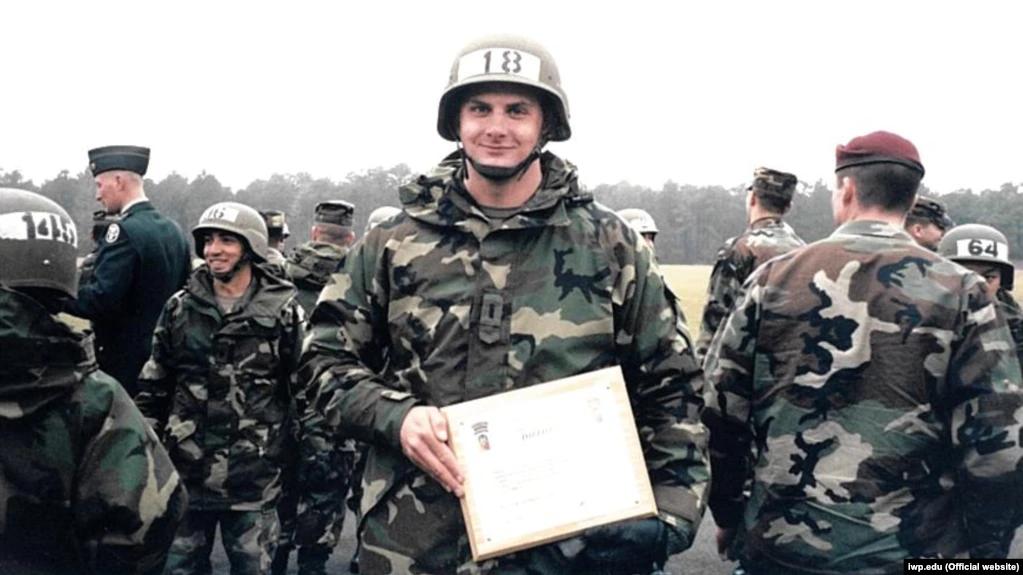 Звинувачений у шпигунстві ексспецназівець Пітер Деббінс
