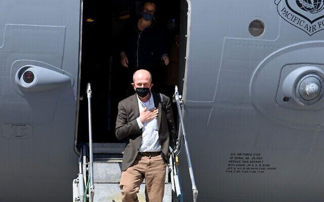 Заместитель помощника госсекретаря США прибыл в Израиль