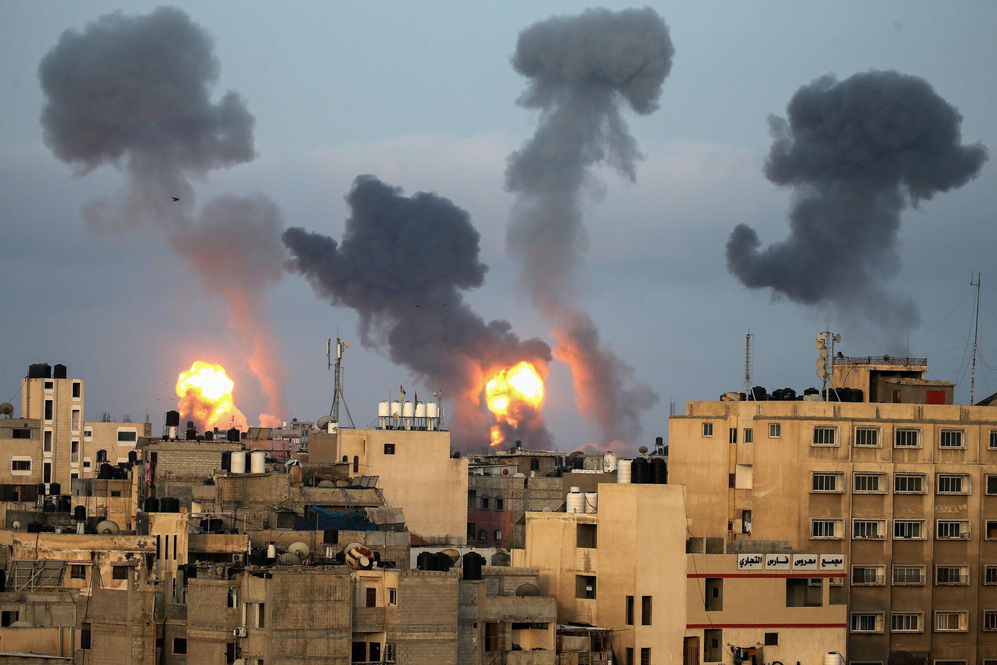 Конфлікт в Ізраїлі