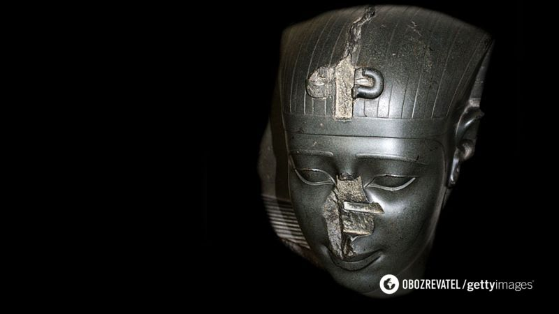 Фараон тридцятої династії (приблизно 370 рік до н.е.)