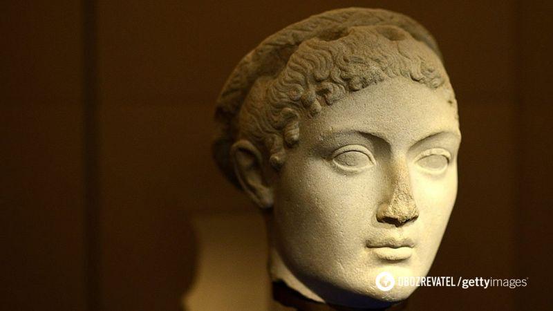 Клеопатра (69-30 рр. до н.е.)
