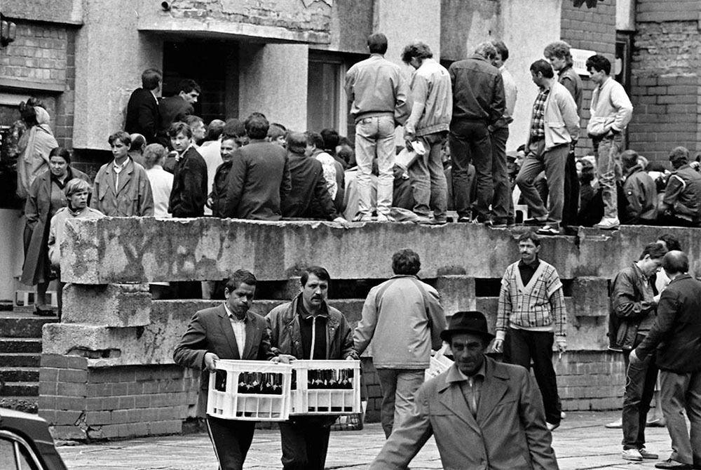 Як радянські алкаші потрапляли до витверезників