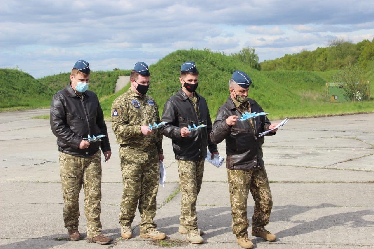 Военные испытали способность вывести самолеты из-под удара противника