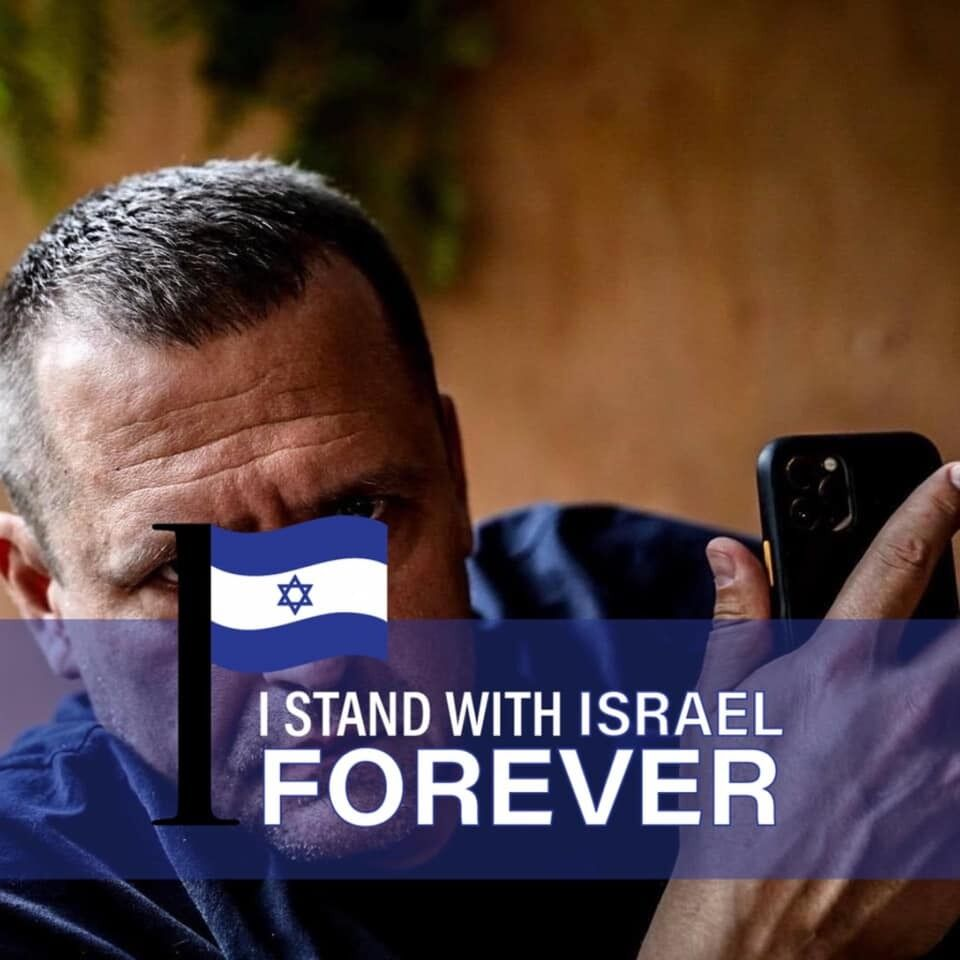 Філатов висловив солідарність з Ізраїлем