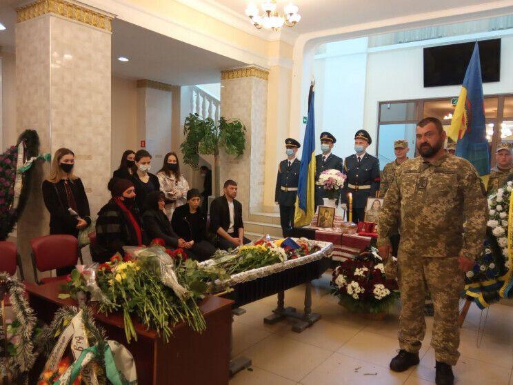 В Виннице похоронили Ольгу Гранецкую.