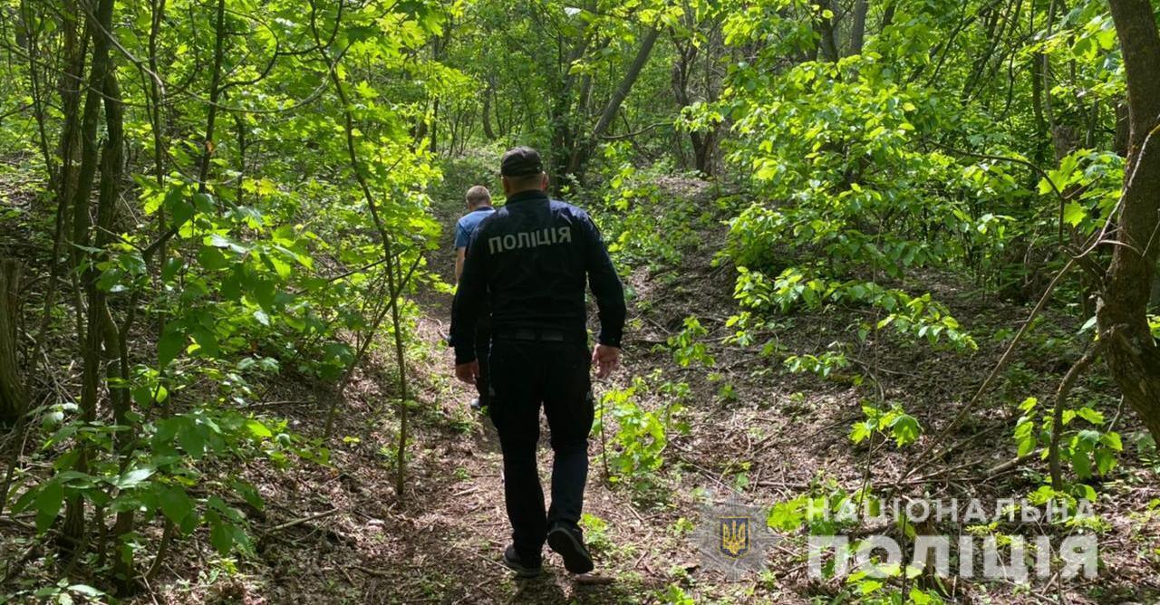 Поліцейські опитали друзів неповнолітнього, перевірили покинуті будинки, лісопосадки