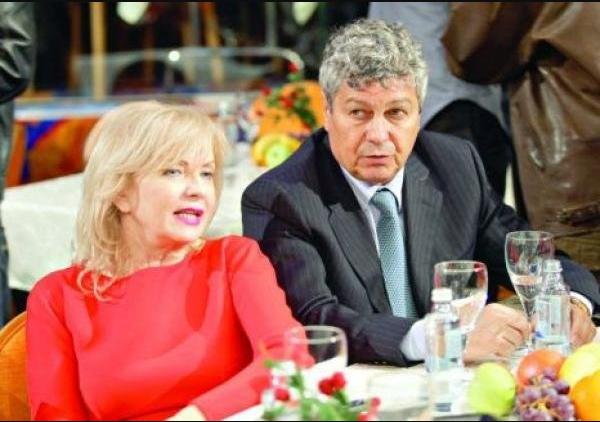 Неллі та Мірча Луческу