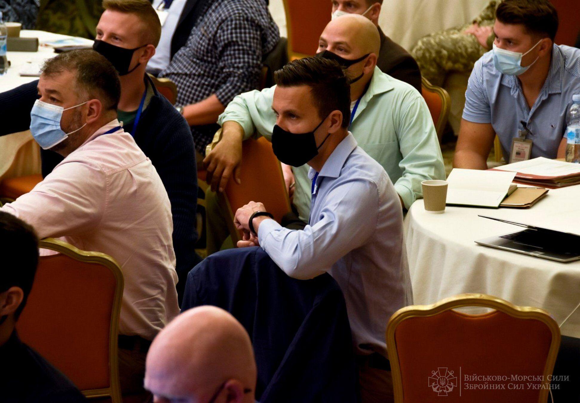 У конференції, разом з Україною, взяли участь 16 держав-учасниць
