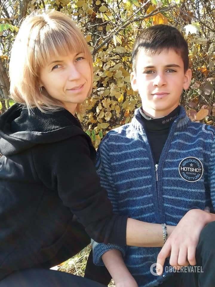 Мама Ольга души не чаяла в своем старшем сыне