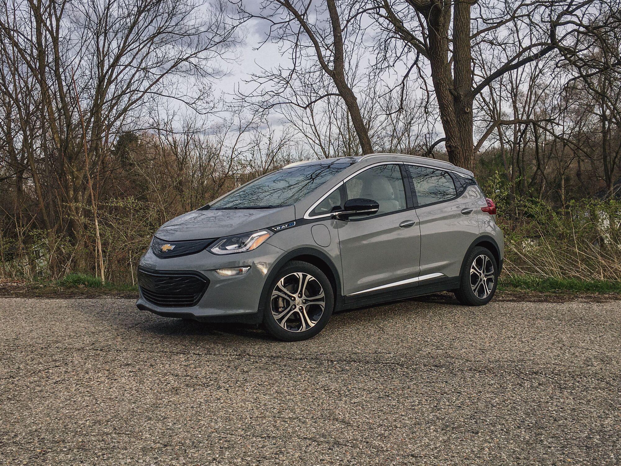 Chevrolet Bolt EV коштує більше 30 000 доларів