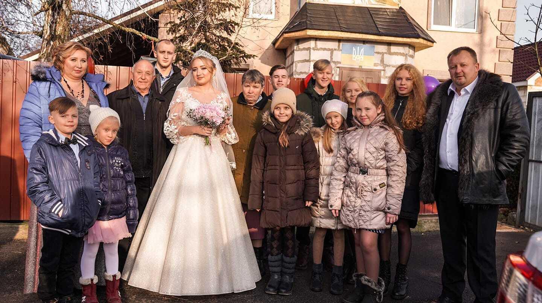 Велика родина Родікових до трагедії
