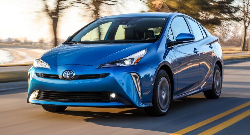 Toyota Prius LE отримав оцінку 5,0 за загальну безпеку від NHTSA