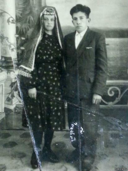 Супруги на Урале, 1953 год