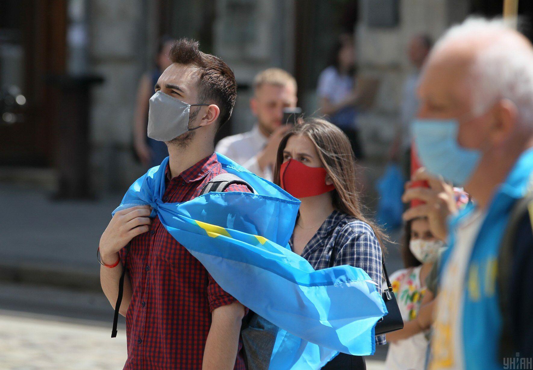 18 мая Украина отмечает День борьбы за права крымскотатарского народа и памяти жертв депортации крымских татар