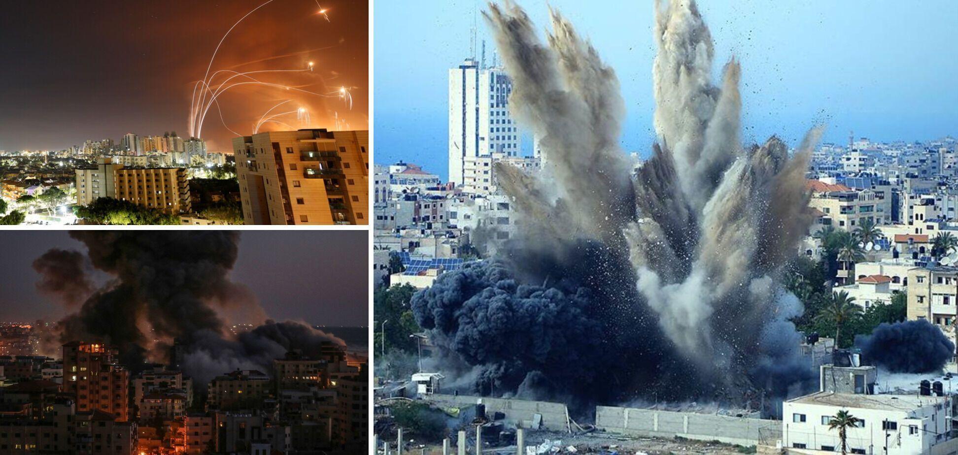 Конфлікт Ізраїлю і Палестини