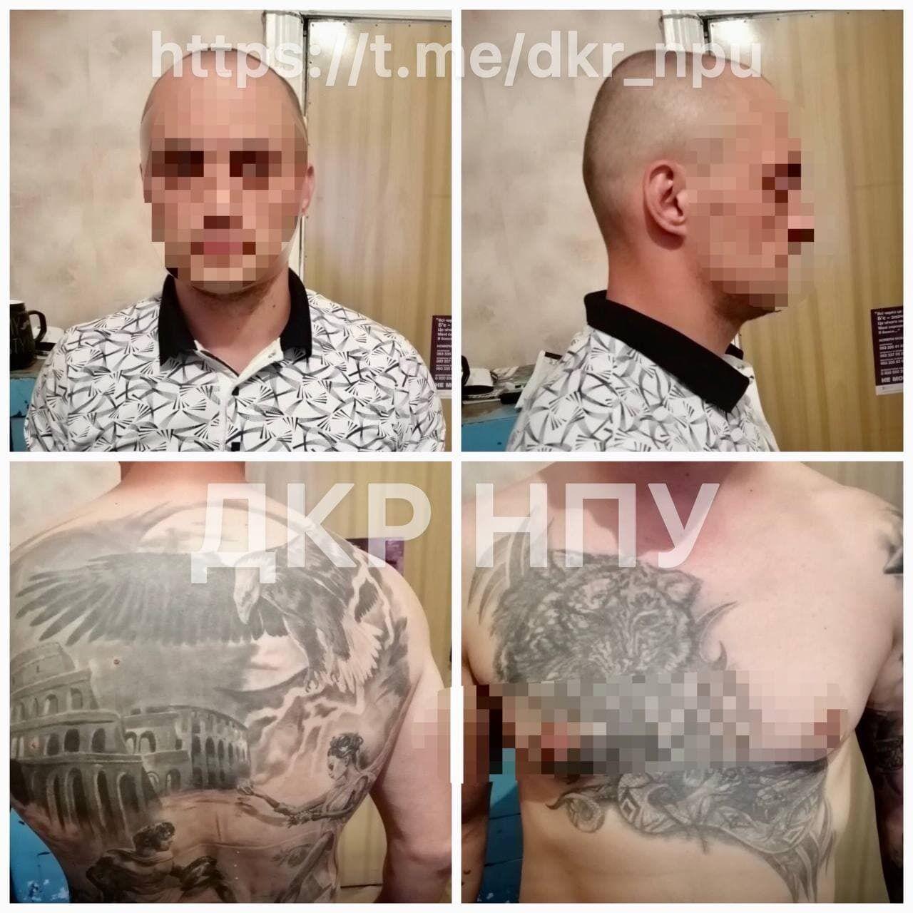 Зловмисника затримали під час спроби покинути Кирилівку, де трапилася стрілянина