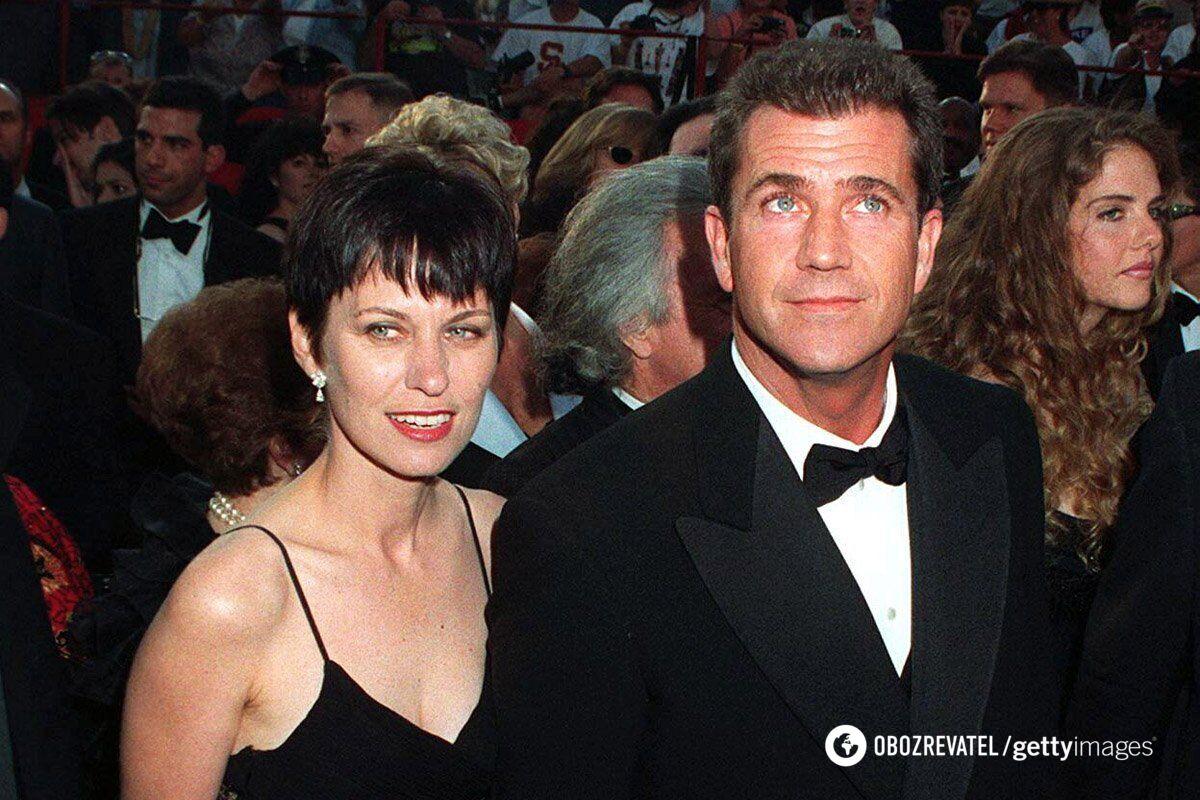 Мел і Робін Гібсон були одружені 31 рік
