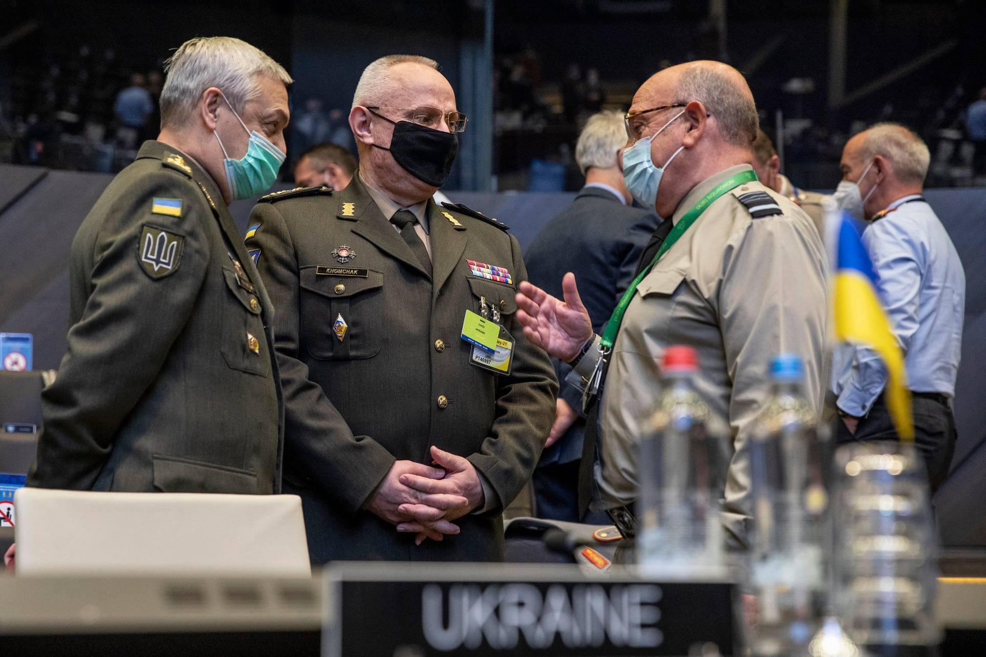 Встреча Военного комитета НАТО.
