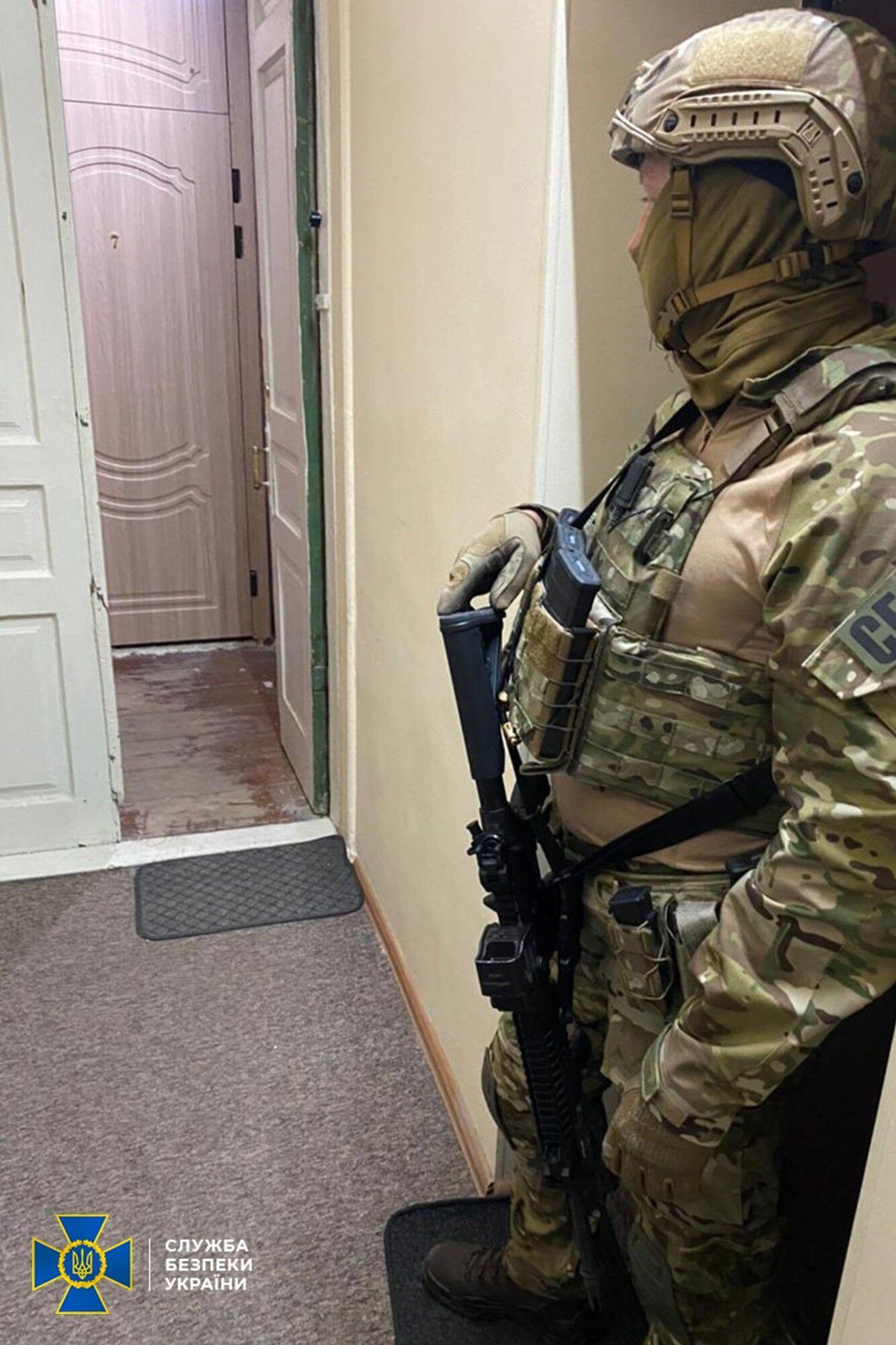 СБУ викрила схему контрабанди нафтопродуктів, якою займалися сусіди Кличка.