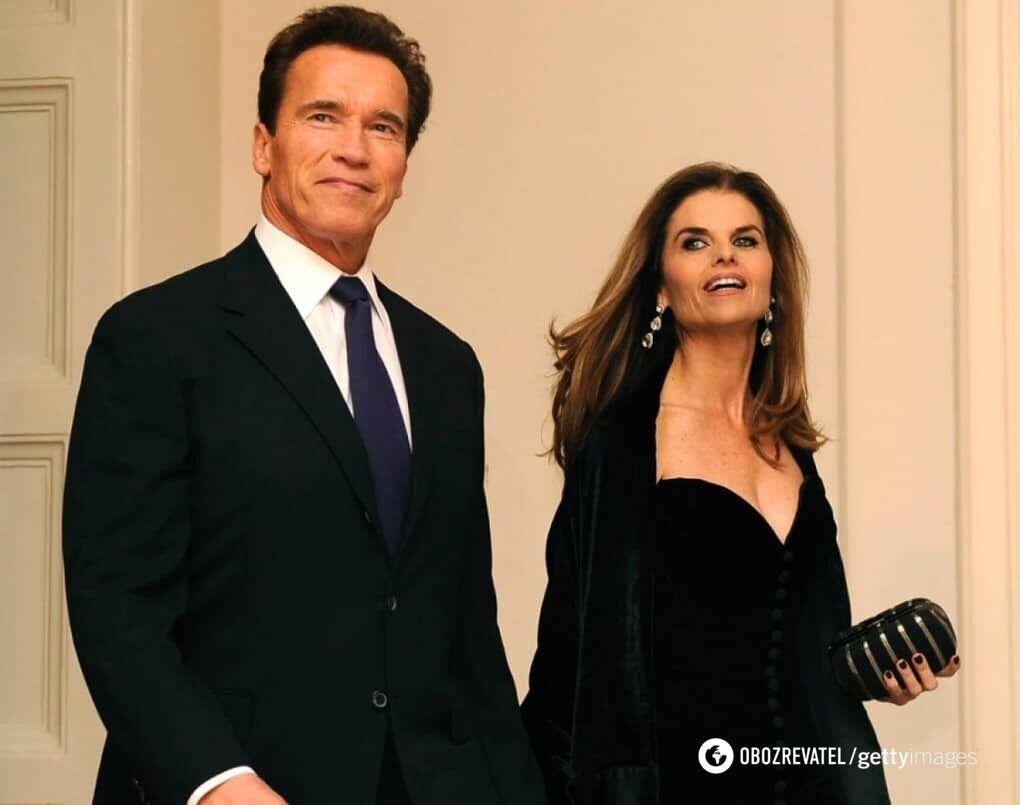 Арнольд Шварценеггер і Марія Шрайвер прожили в шлюбі 25 років