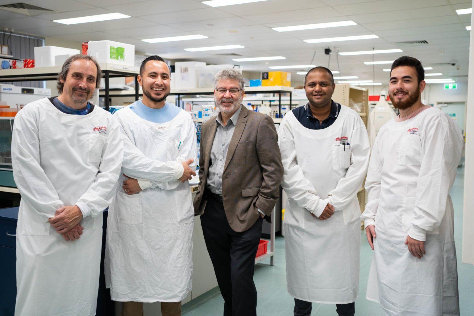 Группа ученых, которая провела исследование