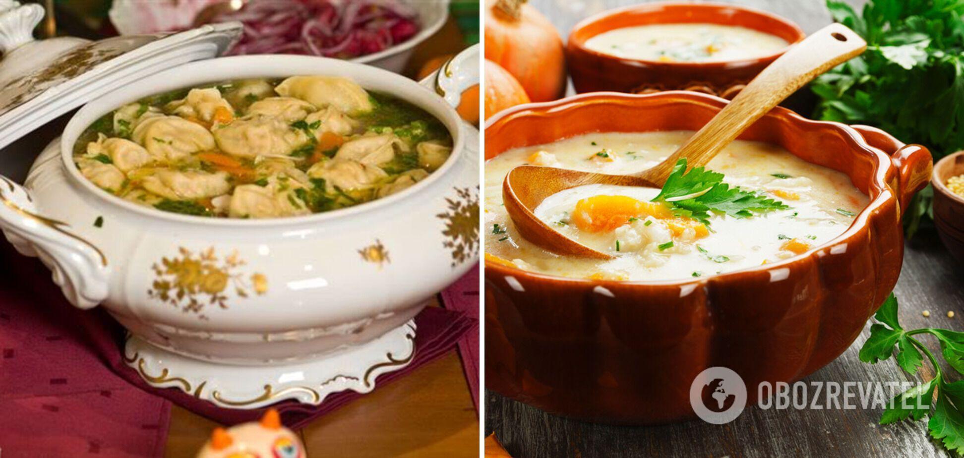 Супник – тарелка, в которой подают суп к столу.