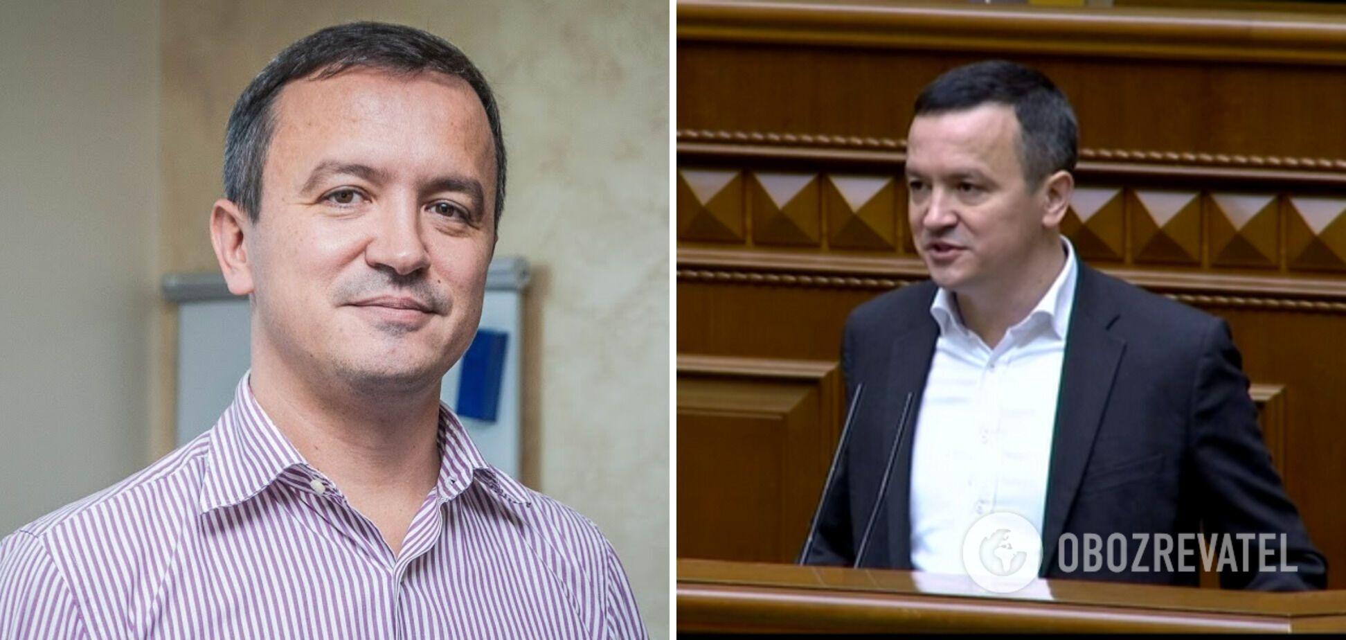 Петрашко написав заяву на звільнення.