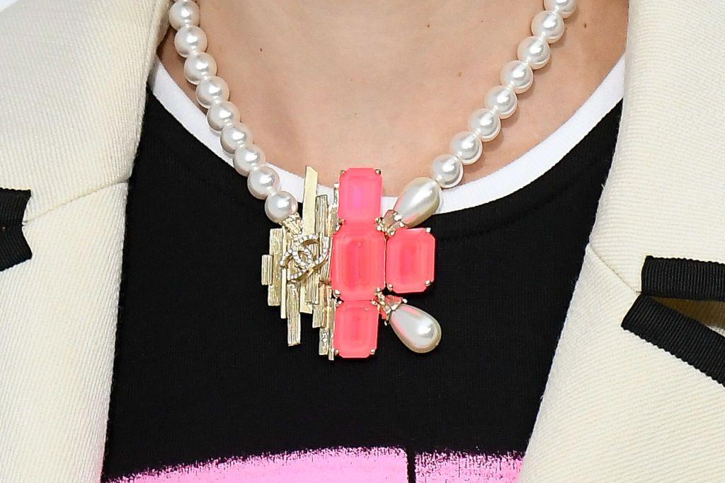 Перли – модний ювелірний тренд 2021 року