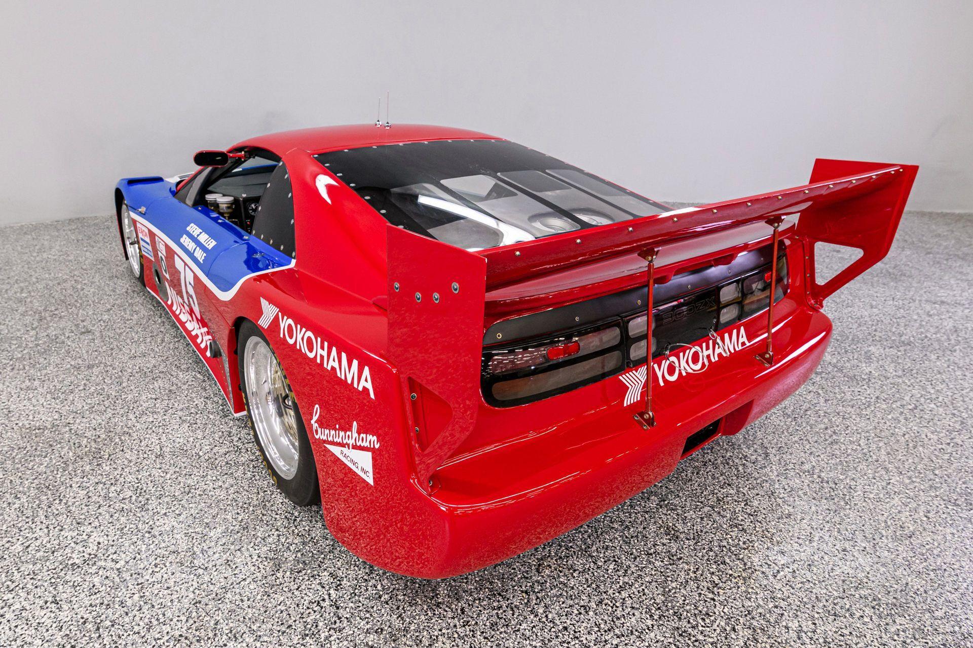 Болид был предназначен для гоночной команды Clayton Cunningham Racing