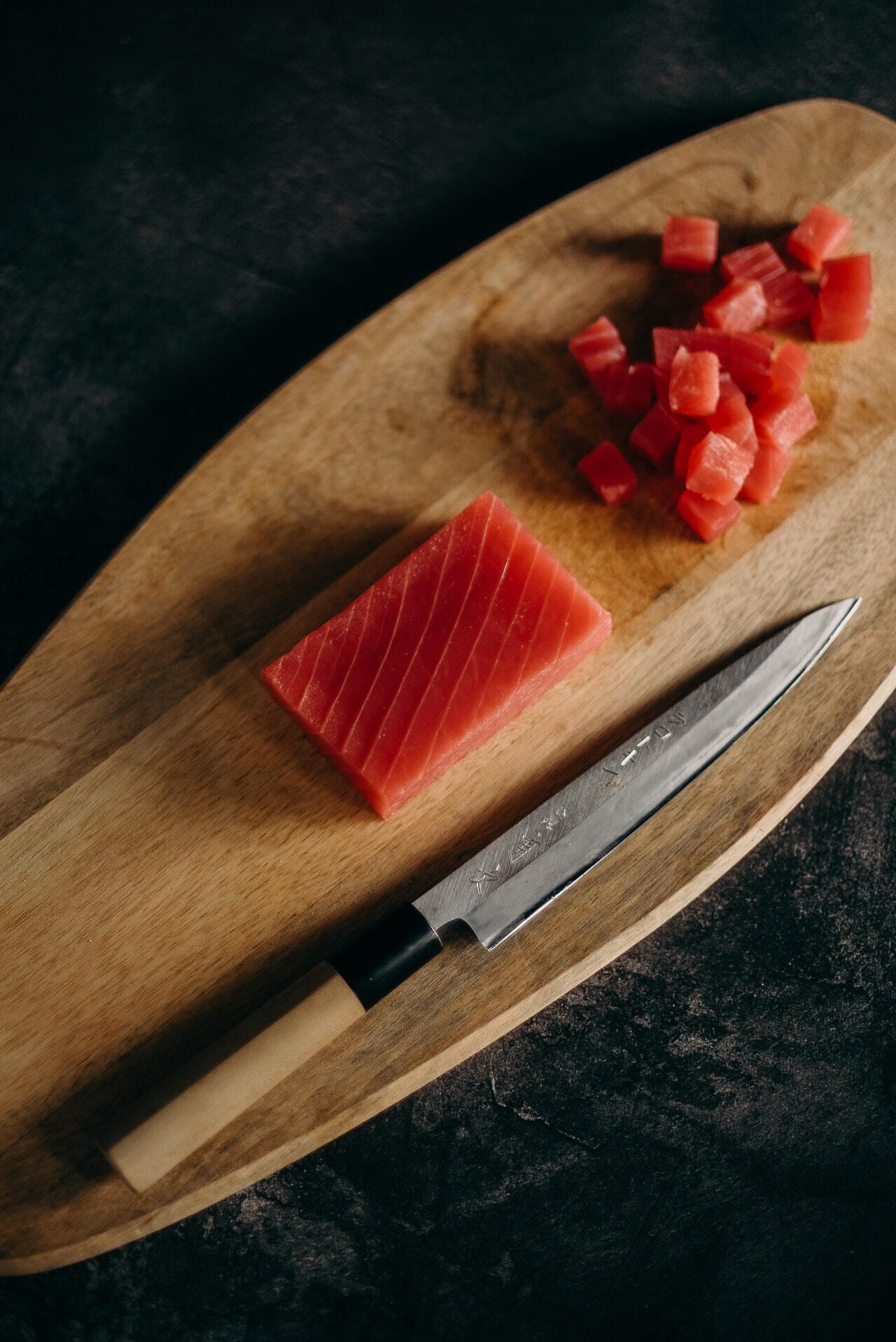 В тунці є невелика кількість ртуті