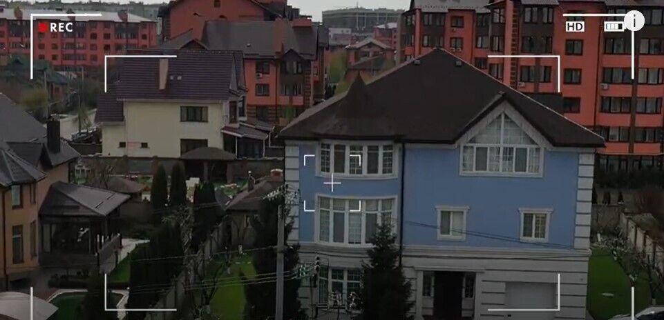 СМИ показали дом Разумкова.