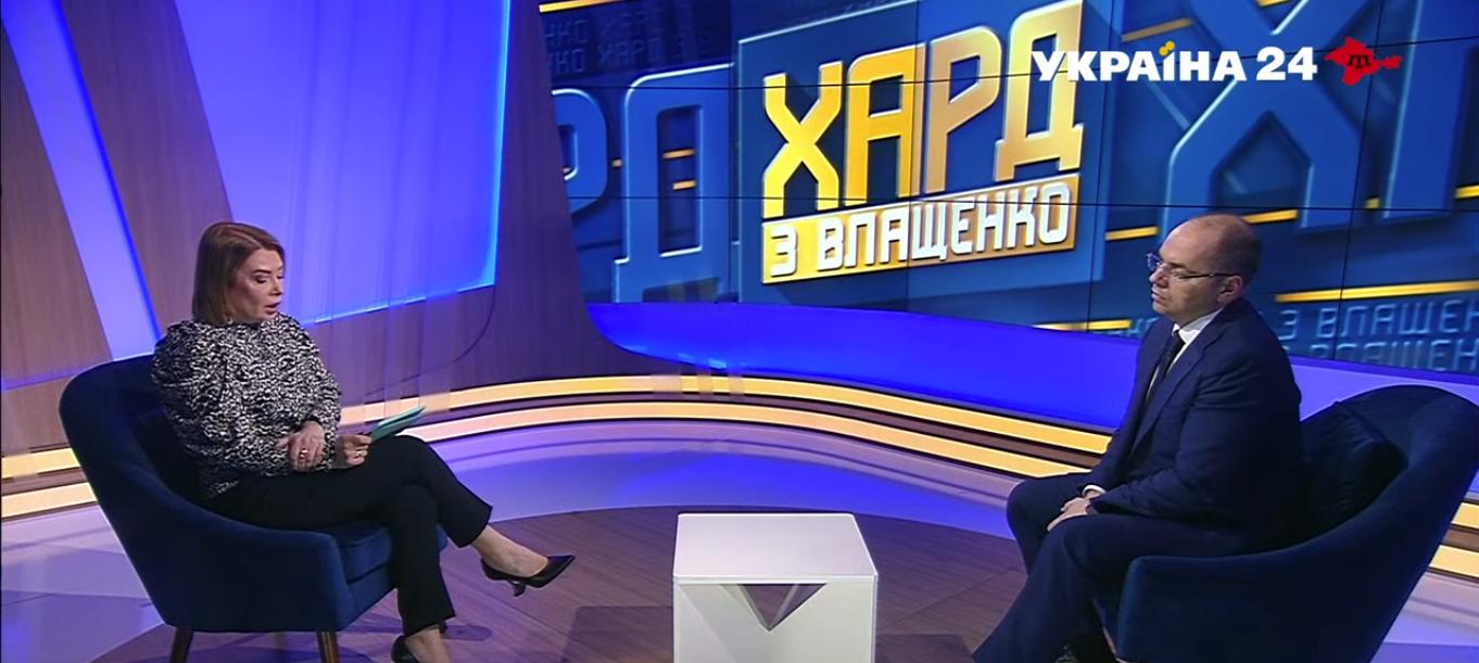 """Степанов в студии """"Хард с Влащенко"""""""