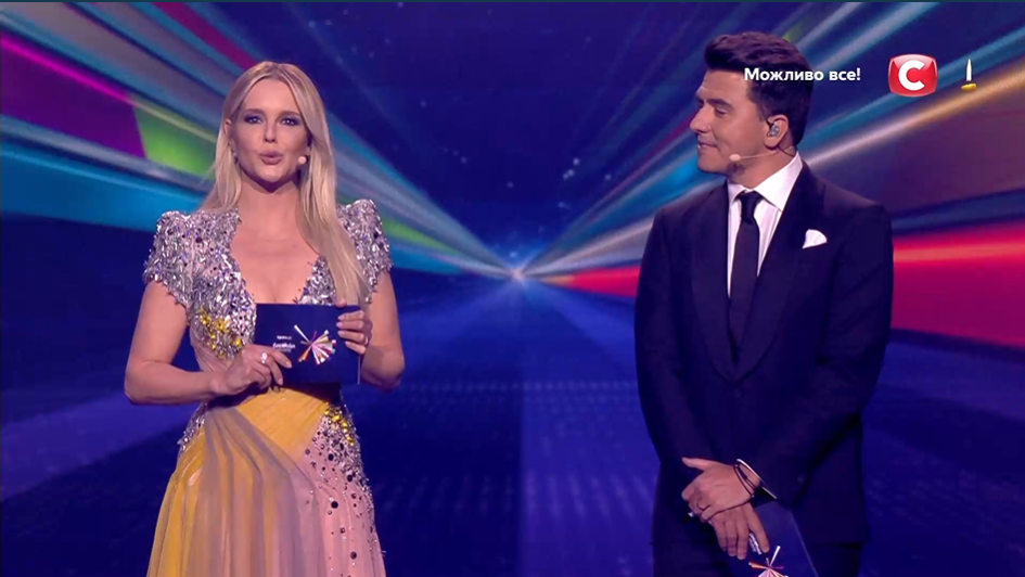 Ведущие конкурса Евровидение 2021