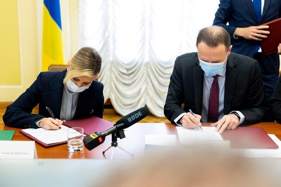 Олена Зеленська – дружина шостого президента України Володимира Зеленського