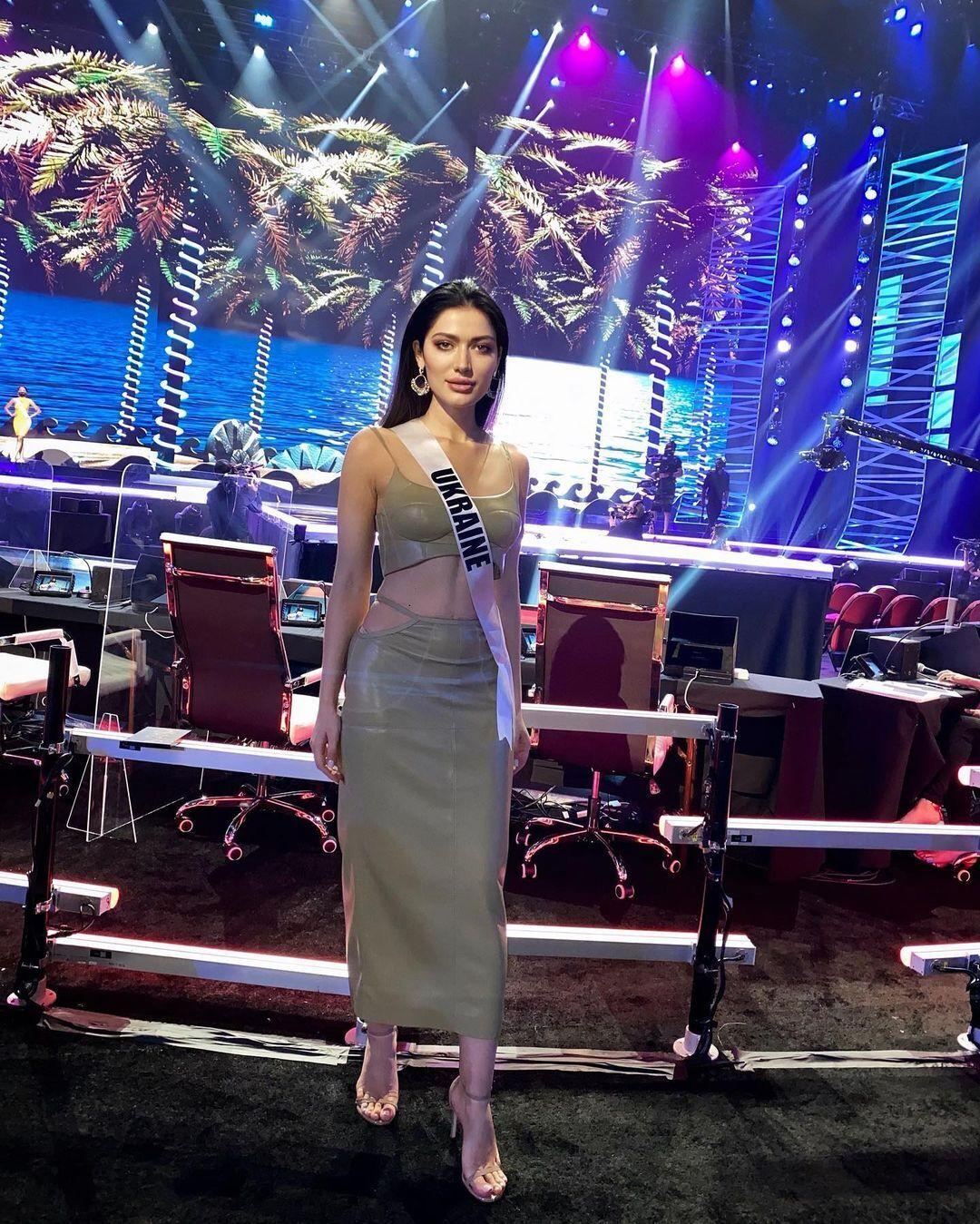 """Ястремская призналась, как отреагировала на результаты конкурса """"Мисс Вселенная""""."""